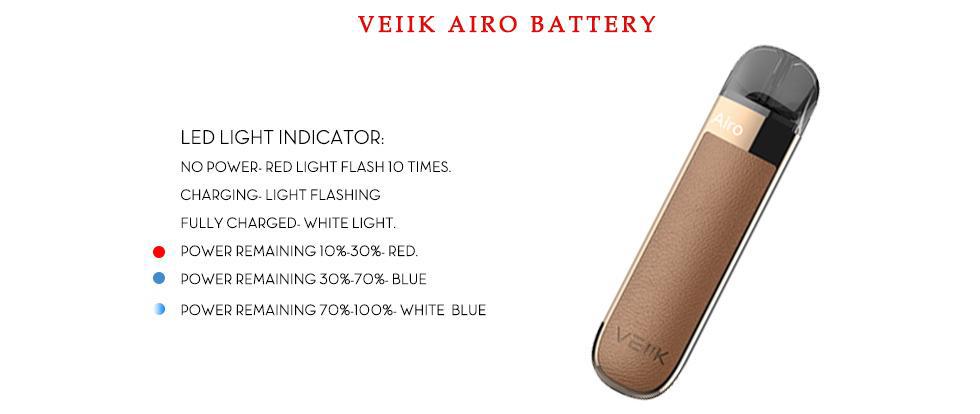 Veiik Airo Battery