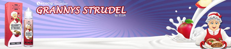 Grannys Strudel - ecocig e-juice
