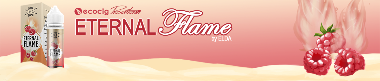 Elda Premium E-liquid Eternal Flame - Ecocig.se