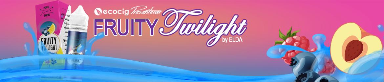 Elda Premium e-Liquid Fruity Twilight - Ecocig.se