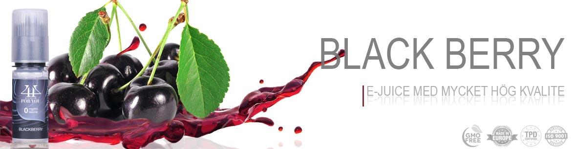 Blackberry - Ejuice