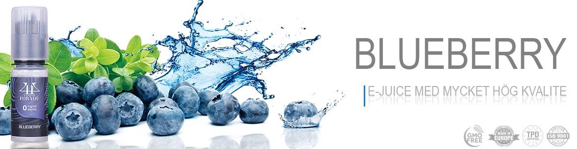 Blueberry E-juice
