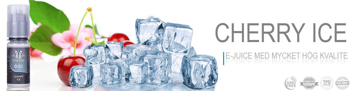 Cherry Ice E-juice