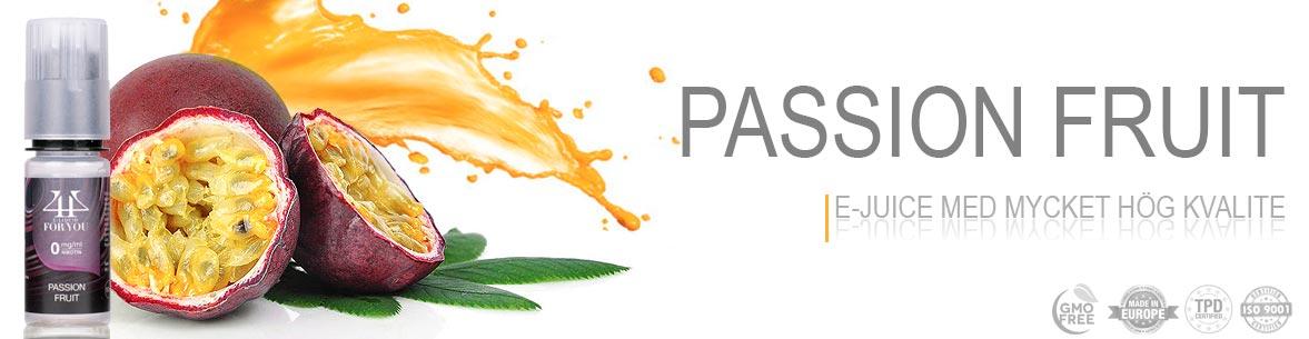Passion Fruit Svensk E-juice
