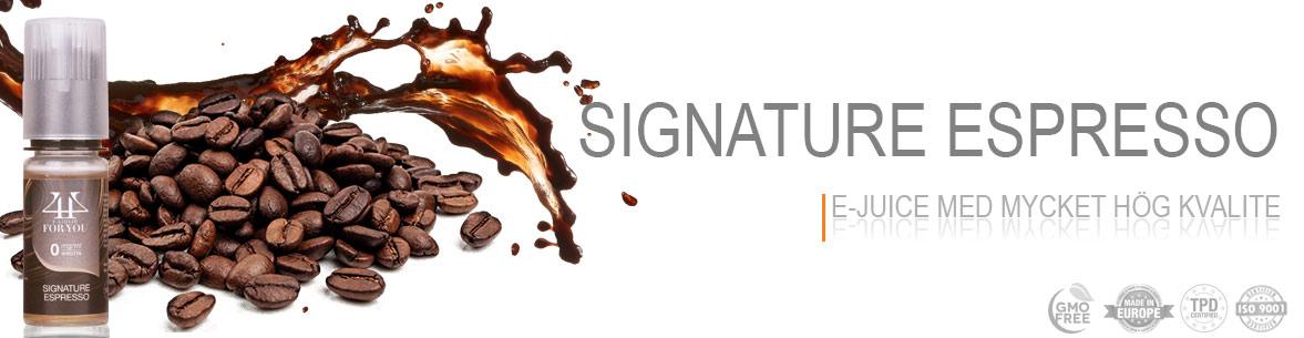 Signature Tobacco - Ejuice