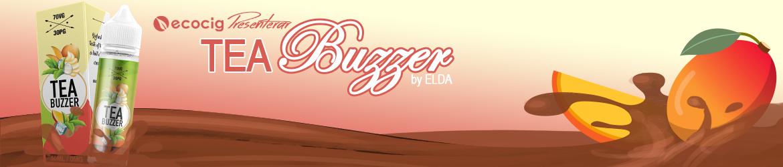 Elda Premium e-Liquid Tea Buzzer - Ecocig.se